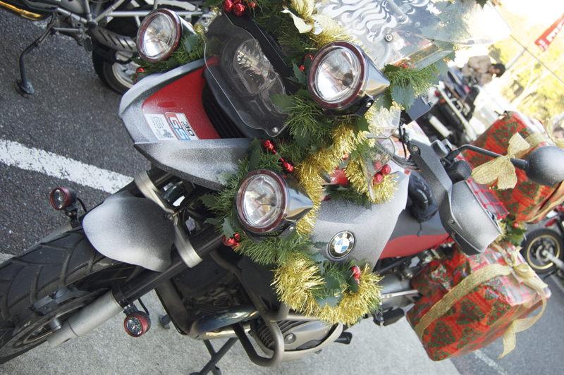 Santas Bike