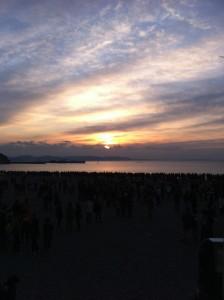 Enoshima Sunrise