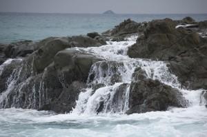 Waves at Shimoda