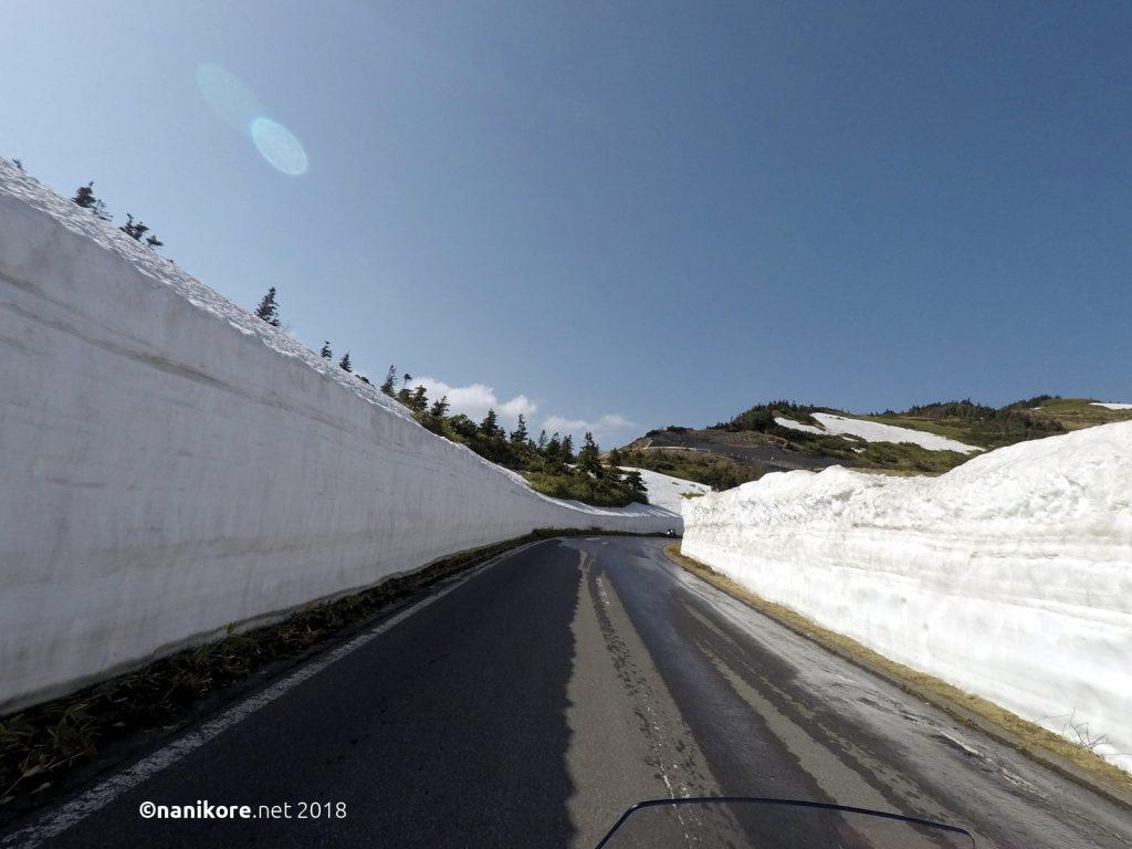 Snow Walls